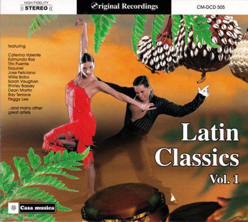Latin Classics Vol. 1