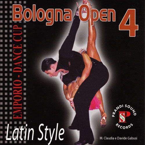 Bologna Open 4 - Latin Style