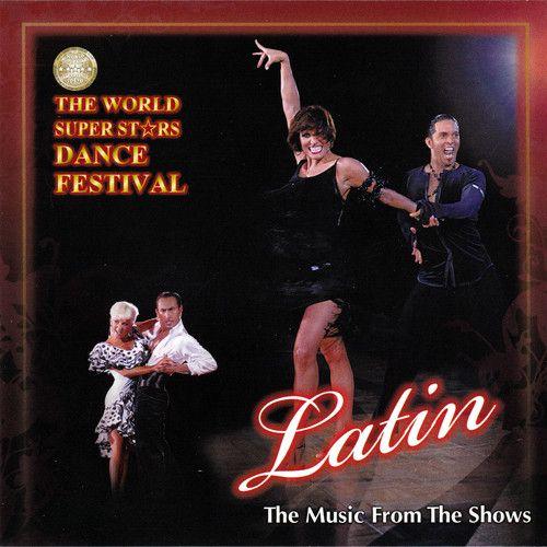 2008 World Super Stars Dance Festival Latin