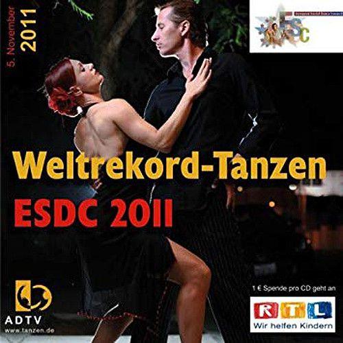 Weltrekord-Tanzen ESDC 2011