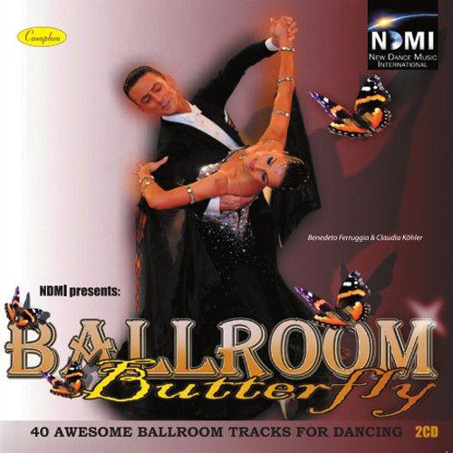 Ballroom Butterfly