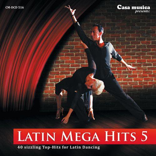 Latin Mega Hits 5
