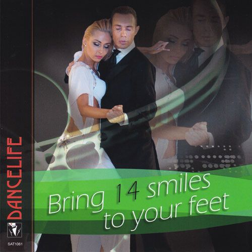 Bring 14 smiles to your feet
