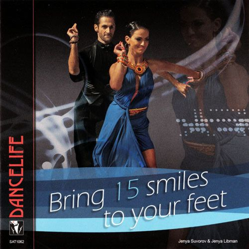 Bring 15 smiles to your feet