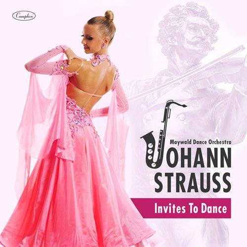 Johann Strauss invites to dance