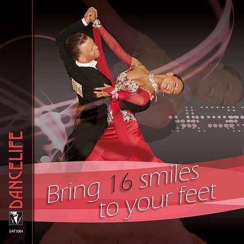 Bring 16 smiles to you feet