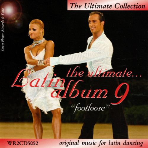 The Ultimate... Latin Album...