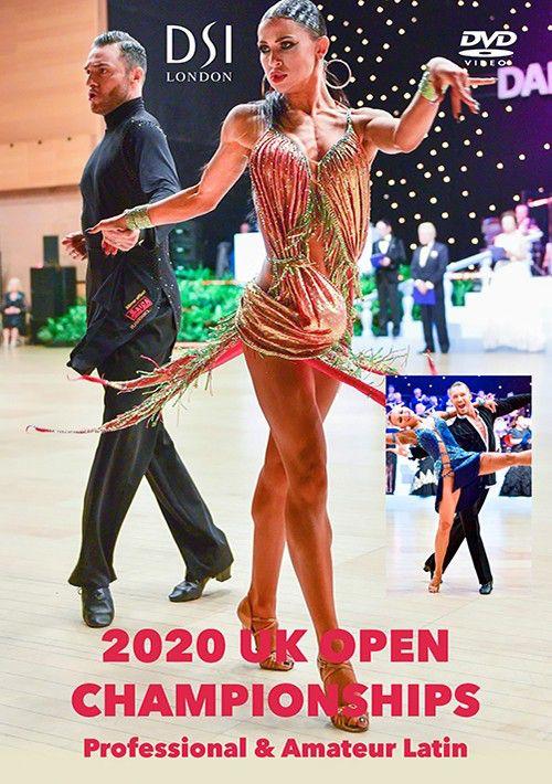UK Open Championships Latin...