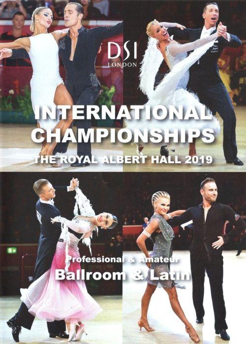 International Championships...