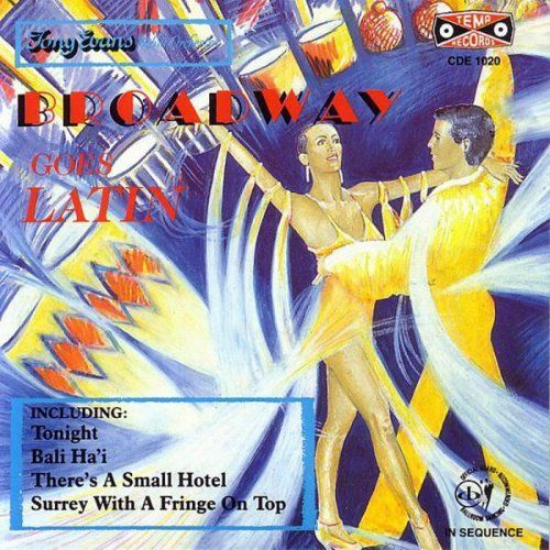 Broadway Goes Latin