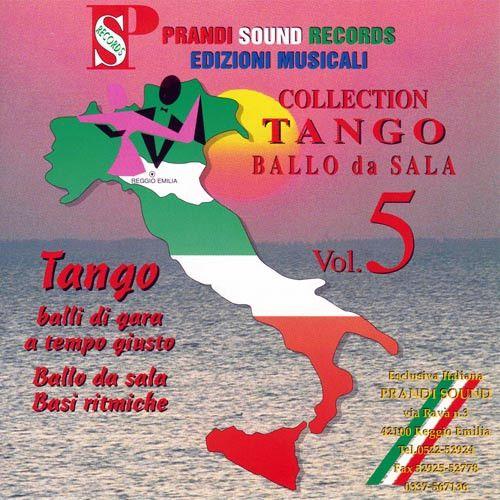 Collection Vol. 5 - Tango