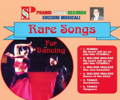 Rare Songs For Dancing (EP)