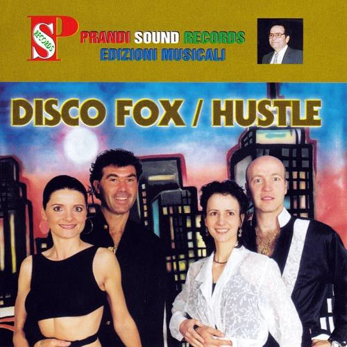 Disco Fox - Hustle
