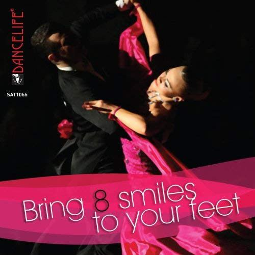 Bring 08 smiles to your feet