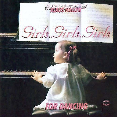 Girls Girls Girls For Dancing