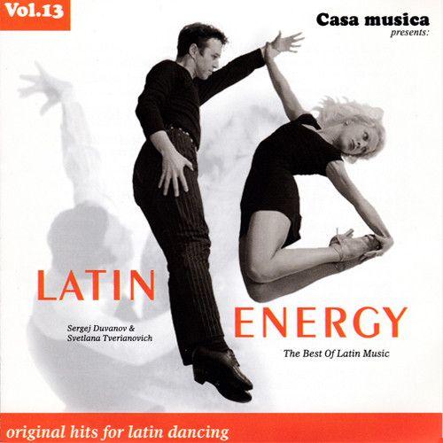 Vol. 13: The Best Of Latin Music - Latin Energy